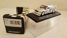 Minichamps - Mercedes 190 E 2.5-16 Evo 2 DTM Nürburgring 1992 O. Manthey (1/43)