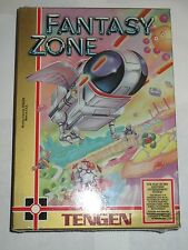 Fantasy Zone  (Nintendo NES, 1989) NEW Factory Sealed #1