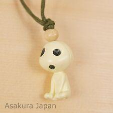 Princess Mononoke Kodama Figure strap Sitting Ver. Studio Ghibli Japan