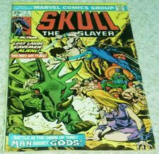 Skull the Slayer 2, FN- (5.) 1975, 50% off Guide!