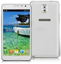 "JIAKE n900w 5.3"" Android Smartphone Dual SIM 3g Sbloccato"