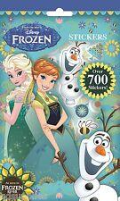 700 Disney Frozen Bambini Adesivi Anna Elsa Olaf Festa Regalo FNSTR1