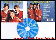 """LES SUNLIGHTS """"Tous Les Tubes"""" (CD) 21 Titres 2003"""