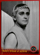 DR WHO AND THE DALEKS - Card #43 BARRIE INGHAM as Alydon- Unstoppable Cards 2014