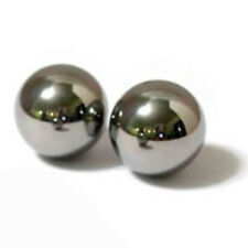 "1"" Zensation Ben Wa Balls For Kegel Exercises / Surgical Stainless Steel Hot"