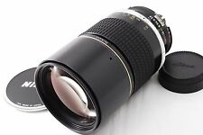 *Near MINT++* Nikon Ai-s NIKKOR 180mm f/2.8 ED AIS MF Telephoto Lens From Japan
