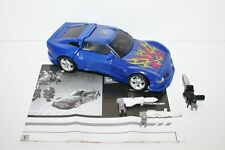 TURBO TRACKS Deluxe TRANSFORMERS Reveal the Shield Generations CHUG Hasbro 2010
