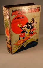 MICKEY MOUSE ANNUAL FOR 1939 Walt Disney Childrens