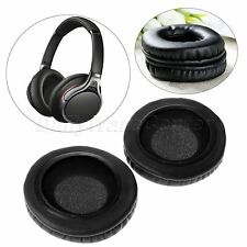 1 Pair Black Headphone Ear Pad Cup Earpad For Sony MDR-V500DJ V500 Durable Foam