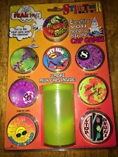 Pogs Fear Me Starter Kit Factory sealed vintage 1994
