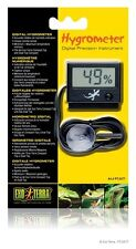 Exo Terra Reptile Digital Hygrometer with Probe NEW PT2477
