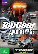 Top Gear - Apocalypse, BBC (DVD, 2011, region 4, Like New) pb1