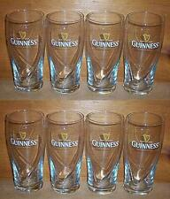 GUINNESS STOUT 8 GALAXY STYLE BEER PINT GLASSES NEW