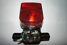 NEW complete taillight rear light for SUZUKI TS250 B, C, (P.E.I. model) 1977-78