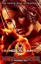 The Hunger Games Movie Poster Katniss Aiming Jennifer Lawrence 24X36 FREE S&H
