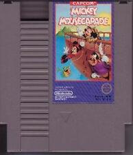 MICKEY MOUSECAPADE NINTENDO GAME CLASSIC ORIGINAL SYSTEM NES HQ
