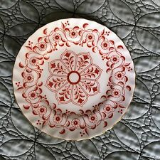 Lovely Royal Crown Derby Rougemont Bread Plate(s)