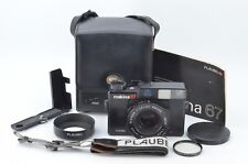 *Excellent+++* Plaubel Makina 67 Film Camera w/ Original Accessories #1080