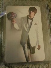 Beast dongwoon midnight sun limited ed official Photocard  Card Kpop K-pop