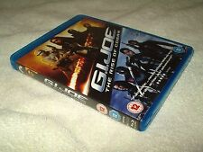 Blu Ray Movie GI Joe The Rise Of Cobra