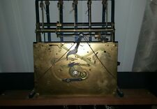 JAUCH 5-TUBE GRANDFATHER CLOCK MOVEMENT GERMAN