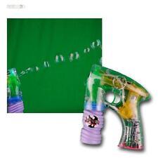 pistolet à eau/bulles de savon, LED inclus Eau savonneuse à bulles