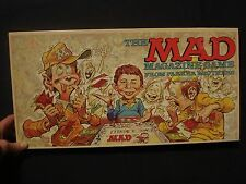 Mad Magazine Board Game from Parker Brothers 1979