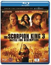 The Scorpion King 3 - Battle For Redemption - Blu-ray - BRAND NEW SEALED