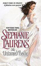 The Untamed Bride (Black Cobra Quartet), Stephanie Laurens, Good Book