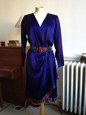 Yves Saint Laurent silk dress 38/10