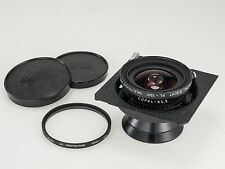 Schneider Super-Angulon XL -120° 47mm f/5.6 MC Large Format Lens in Copal