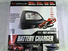 Schumacher 3/5/30/100A 6/12V Automatic Car Battery Charger TRUCK, MOTORCYCLE