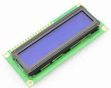 1602 16x2 Character LCD Display Module - Blue Backlight(5V)