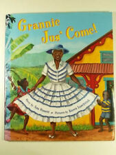ANA SISNETT GRANNIE JUS' COME Lusebrink illus. Panama1997 1st Edition nice HCDJ
