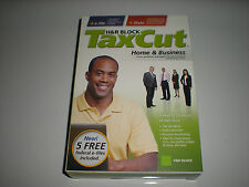 TaxCut 2008 Home and Business for personal and corporate. Imports Turbotax. New