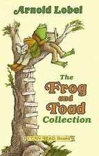I Can Read Level 2: The Frog and Toad Collection Set by Arnold Lobel (2004,...