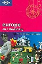 Lonely Planet - Europe on a Shoestring: Big Trips on Small Budgets (paperback)