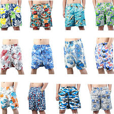 Hot Men Boardshorts Surf Board Shorts SwimWear Beach Sport Trunks Pants Swimsuit