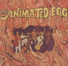 "The Animated Egg: ""S/T""  (CD)"