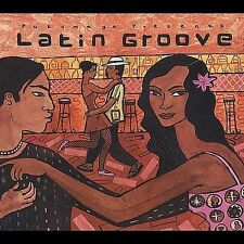 LATIN GROOVE by PUTUMAYO PRESENTS