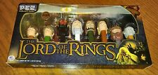 Lord of the Rings Eye of Sauron Collectors PEZ Exclusive Set NIB