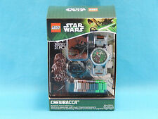 Lego Chewbacca Buildable Watch w/ Minifigure 9001123 New Sealed 31 pcs 2013