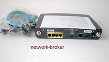 Cisco 871w-g-e-k9 871 enrutadores 128mb RAM 24mb Flash WLAN Wireless AP