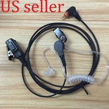 1 WIRE SURVEILLANCE EARPIECE MIC FOR MOTOROLA SL7550 SL7580 SL7590 RADIO