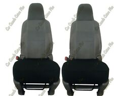 Bottom Seat Covers for Bucket Seats -Price is for Black Pair (2)