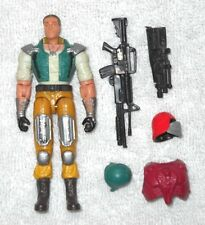 2003 Switch Gears (version 1) - 100% complete (modern Hasbro GI Joe figure)