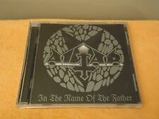 Altar - In The Name of the Father - CD, 2000 Pavement Music. Death, Netherlands.