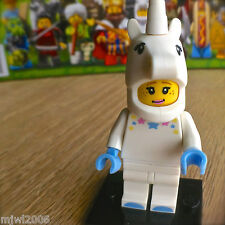 LEGO 71008 Minifigures UNICORN GIRL #3 Series 13 NEW SEALED Minifig Mascot Suit