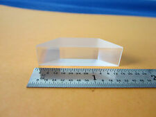 OPTICAL PRISM RECTANGULAR LASER OPTICS BIN#6V-12