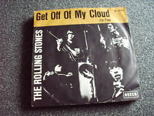 The Rolling Stones-Get off of my Cloud 7 PS-Made in Germany